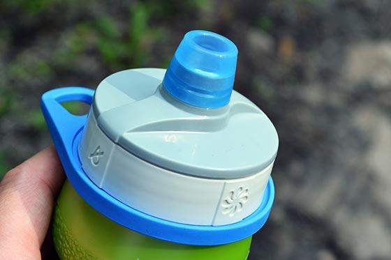 nalgene draft water bottle cap