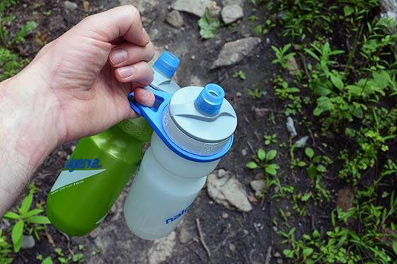 nalgene draft water bottle carry loop