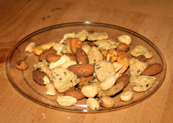 lone star snack mix