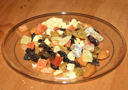 sunny trails snack mix