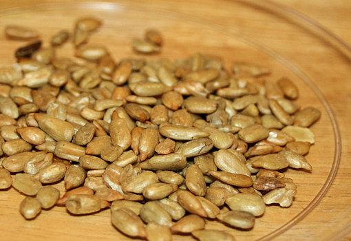 nature's harvest sunflower kernels