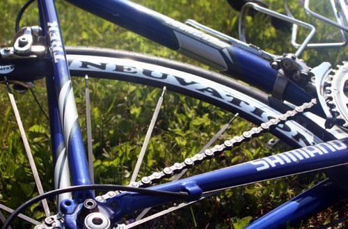 neuvation m28 aero3 rear closeup