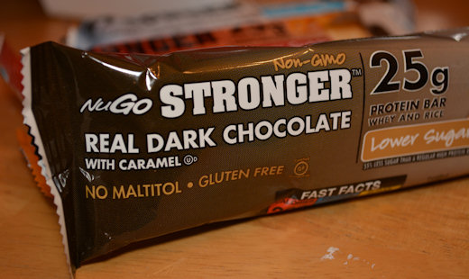 nugo stronger protein bars