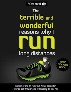 terrible wonderful run book cover