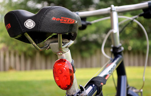 ohuhu smart bicycle taillight