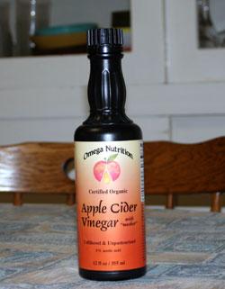omega nutrition apple cider vinegar