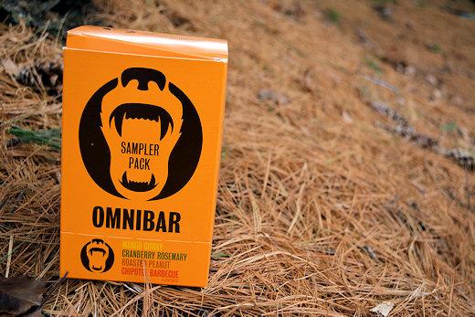 omnibars sampler pack