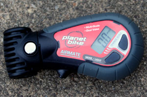 planet bike airmate gauge