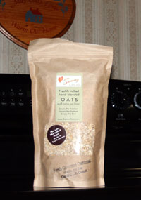 sammz oats bag