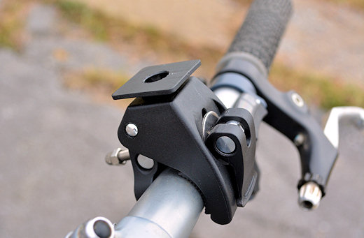 satechi ridemate handlebar mount