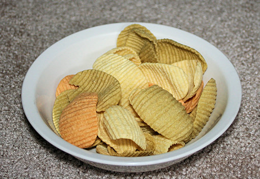 sensibly natural veggie chips
