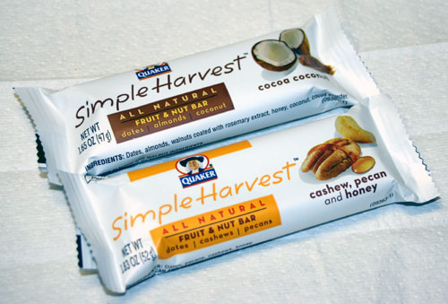 simple harvest date bars