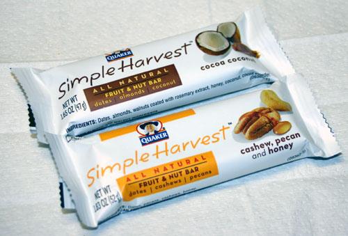 simple harvest date bars