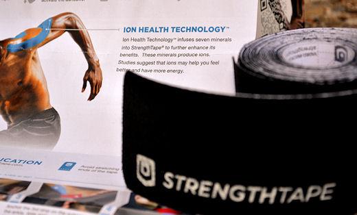 strengthtape ion health technology