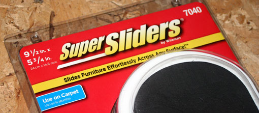 waxman supersliders furniture sliders
