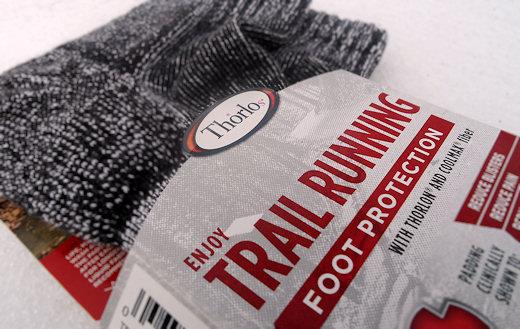 thorlo padded socks for foot protection