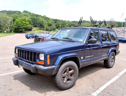 tms j rack kayak carriers