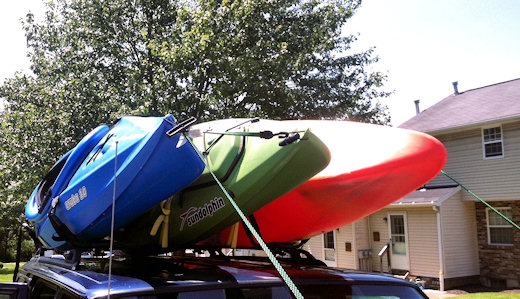 tms kayak rack review 1
