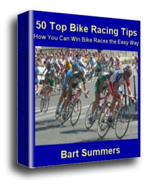 50 top bike racing tips ebook