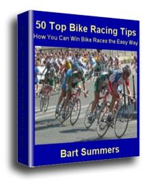 50 top bike racing tips ebook