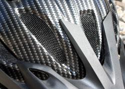 uvex hawk helmet mesh