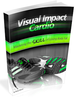visual impact cardio ebook cover