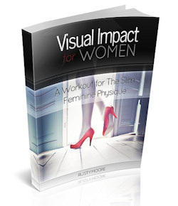 visual impact for women book cover