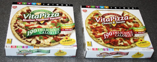 vitapizza boxes