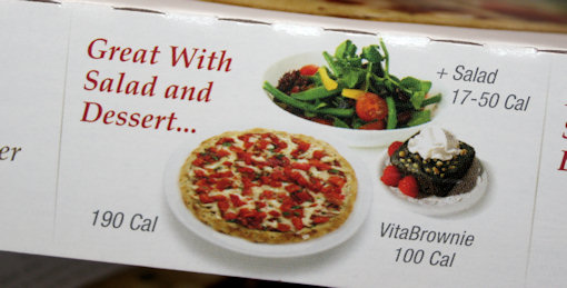 vitapizza serving suggestions
