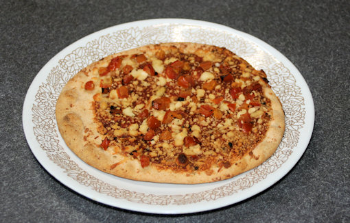vitapizza tomato cheese