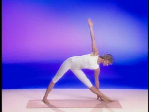 yoga for beginners screenshot