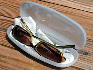 zenni glasses in case