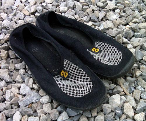 zinetic pocket slippers