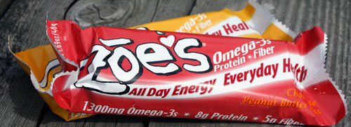 zoes food bars