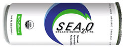 sea2o energy drink