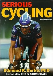 serious cycling book cover