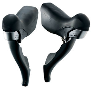 shimano 105 shift levers