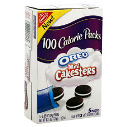 oreos 100 calorie pack