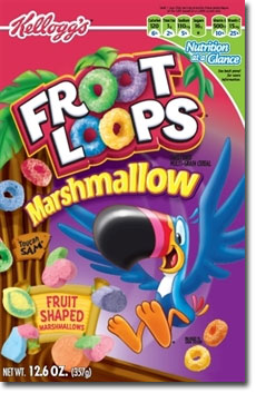 froot loops box
