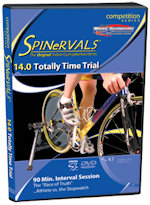 Spinervals Totally Time Trial DVD