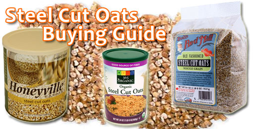 steel cut oats buying guide