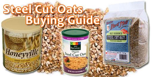 steel cut oats buying guide