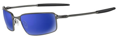 oakley sunglasses blue lenses