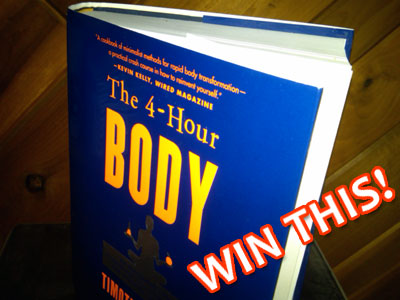 win the 4-hour body by tim ferriss