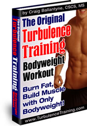 turbulence training bodyweight cover